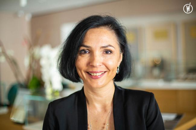 Rencontrez Danica, Responsable Magasin - Branche Horlogère du groupe Galeries Lafayette
