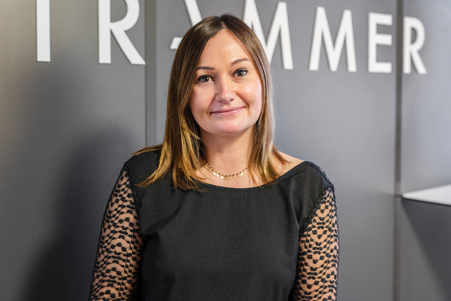 Meet Claire, Manager France, Sales & Marketing
