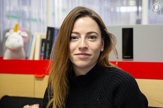 Rencontrez Clara, Responsable Marketing et Communication - Pulp