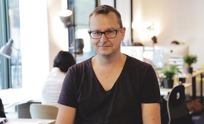 Rencontrez Arnaud, Co-fondateur