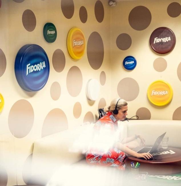 Strong Brands - Mondelēz International - centrála