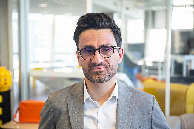 Rencontrez Baptiste, Directeur Conseil - Mobilité & Expériences Innovantes - EMOTIC