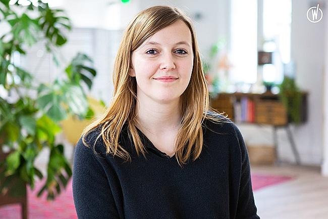 Rencontrez Louise, Consultante - Monet + Associés