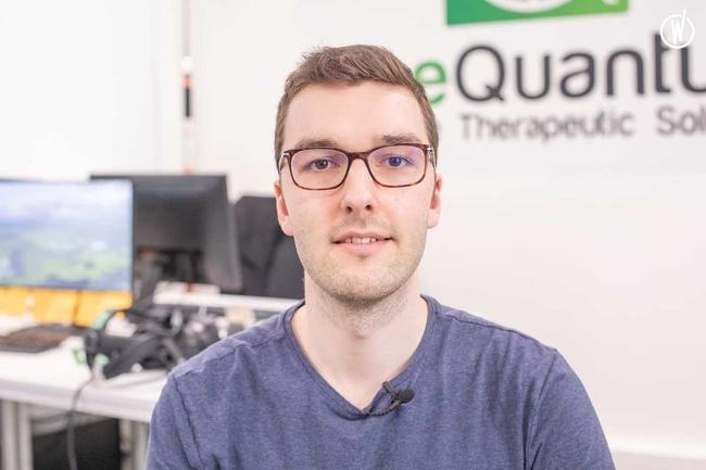 Rencontrez Quentin, Développeur Unity 3D - KineQuantum