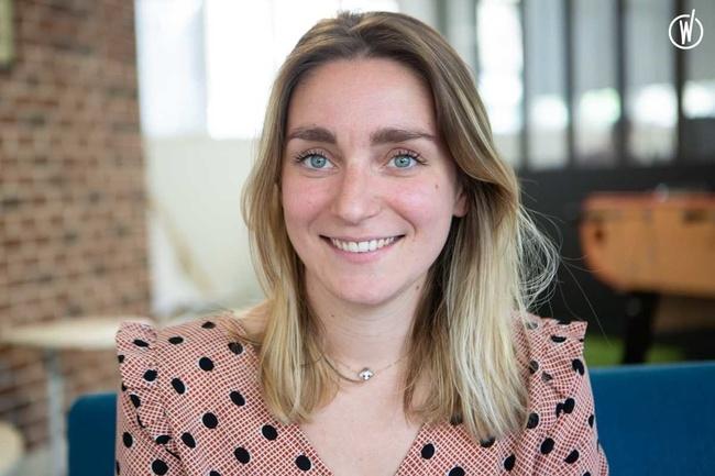 Meet Anne Charlotte, Sales Director France & Switzerland - Yoopies