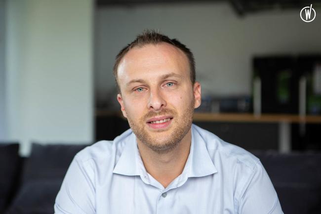 Rencontrez Antoine, Chargé d'Affaires - Groupe L'Atelier des Compagnons