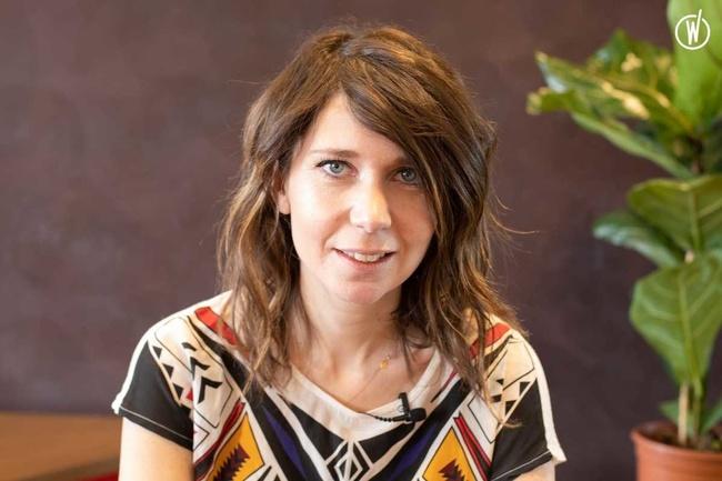 Rencontrez Natacha, Co fondatrice - KineQuantum