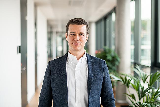 Michal Hanzal, Business Unit Manager - Johnson & Johnson