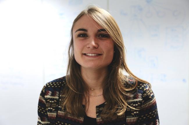 Rencontrez Charlotte, Ingénieur technico fonctionnel pour France billet - Groupe Fnac Darty
