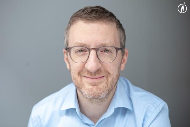 Rencontrez Arnaud, Président - implicity