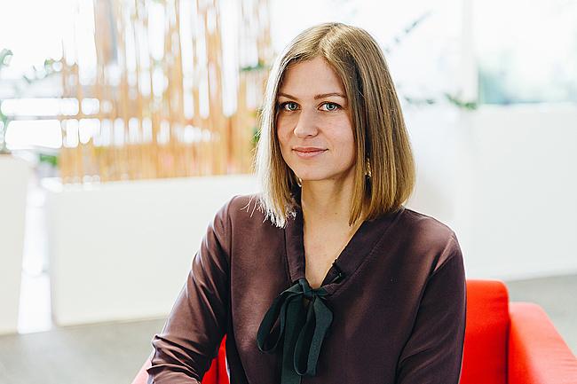 Saša Balogová, HR & Labour Law Manager - Siemens - kanceláře