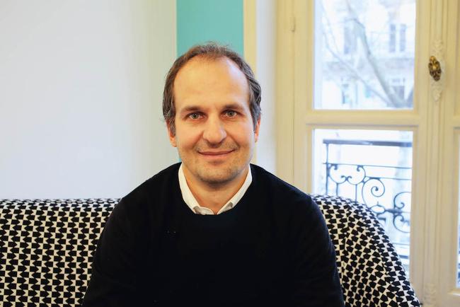 Rencontrez Frank, CEO et Co fondateur - Deskeo