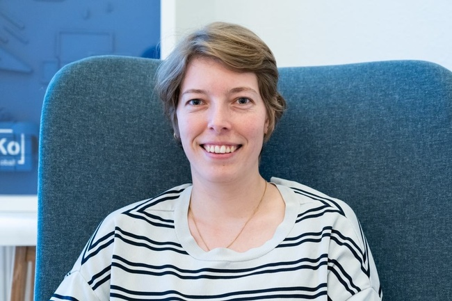 Rencontrez Margot, Développeuse : Chef de projet - Kobalt