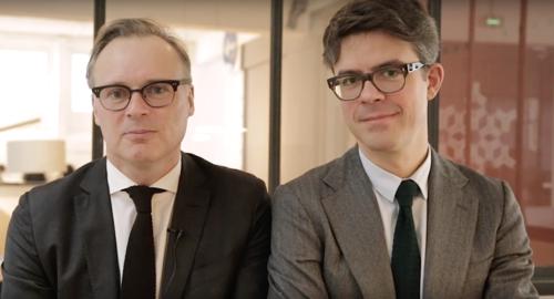Rencontrez Marc et Anthony, Présidents