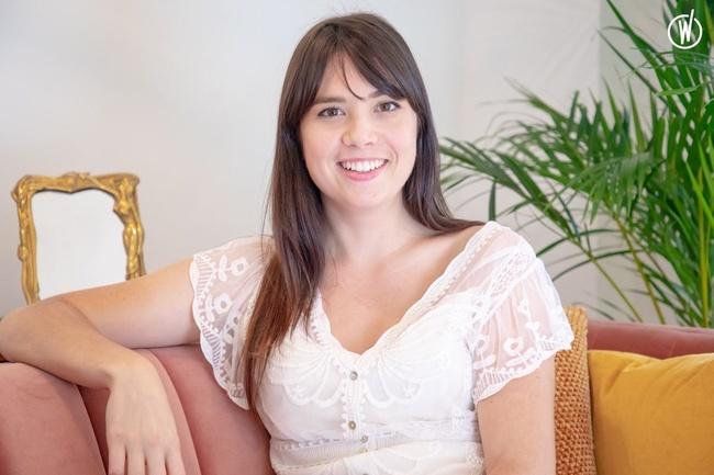 Rencontrez Justine, Chef de produit textiles et acheteuse - FEMPO