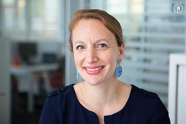 Rencontrez Clémence, Directrice des partenariats bancaires - GROUPE MEILLEURTAUX