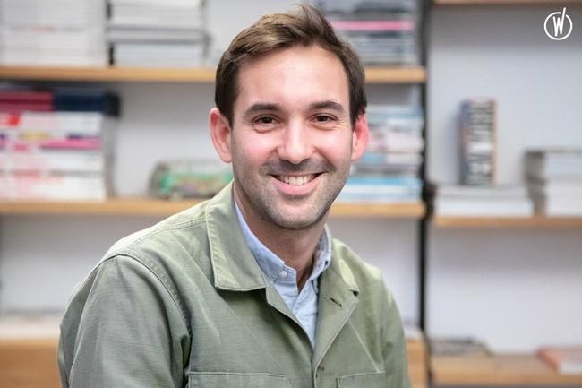 Rencontrez Yann, Directeur Général - Hartford