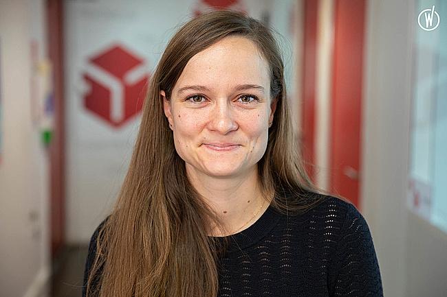 Rencontrez Juliette, Chef de projet métier - Pickup
