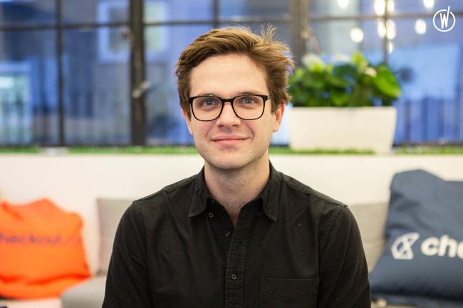 Meet Matthieu Barral, SVP Sales - Checkout.com