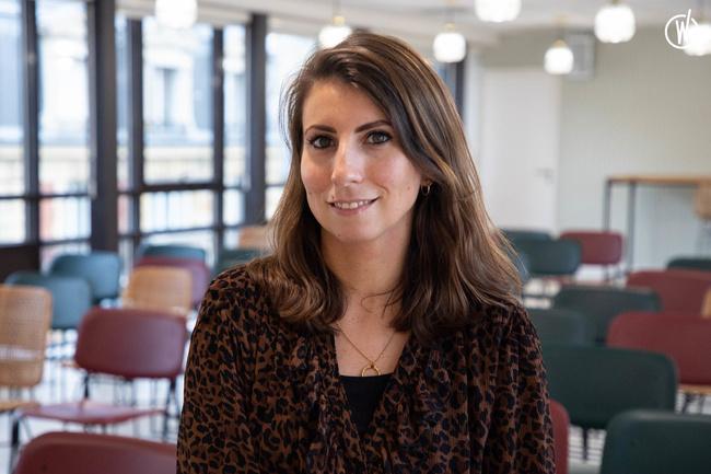 Rencontrez Ophélia, Sales director - KAIROS