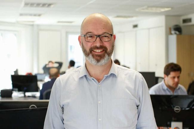 Rencontrez Laurent, PDG - SYXPERIANE