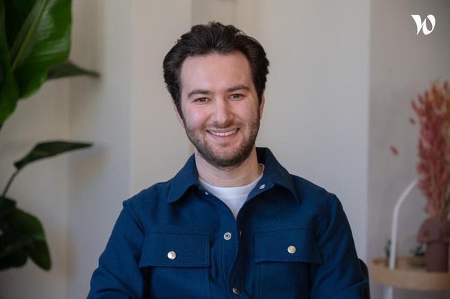 Rencontrez Anthony, Co-fondateur & COO - datashake