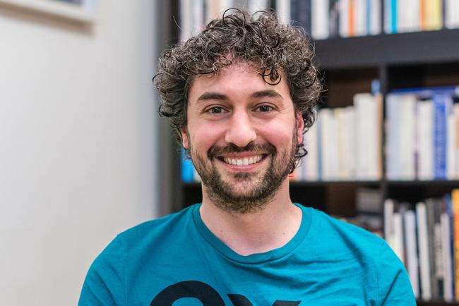 Rencontrez Dario, Président & Fondateur