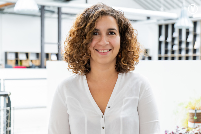 Meet Meriem, Head of Partnerships - Owkin