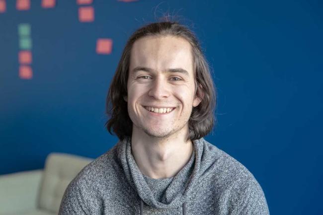 Meet Antoine, CTO