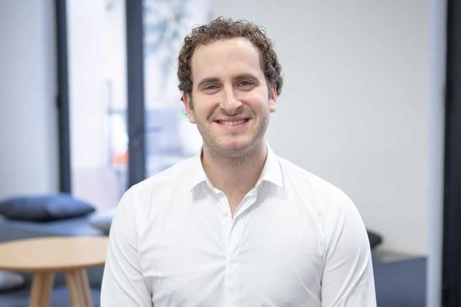 Meet John, CEO