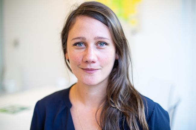 Rencontrez Camille, CEO