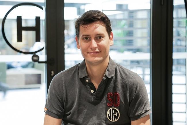 Rencontrez Erwan, CEO - CybelAngel