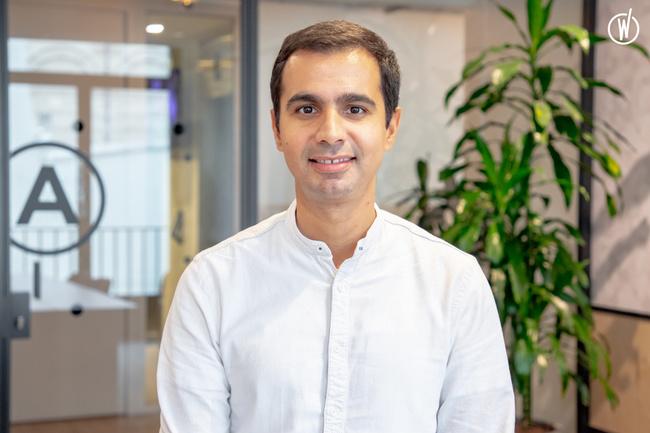 Rencontrez Abdelkrim, Fondateur et CEO
