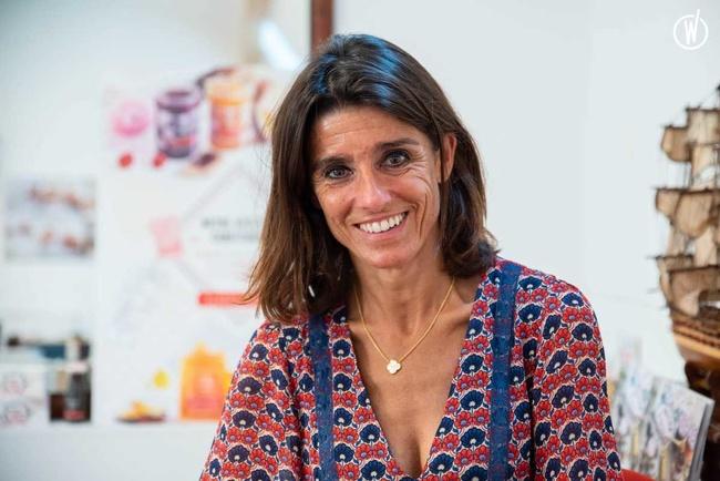 Rencontrez Marianne, Responsable du Développement