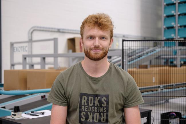 Rencontrez Martin, Ingénieur Déploiement - Exotec