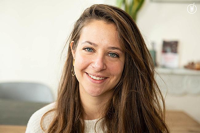 Rencontrez Alice, Co-fondatrice - NOCNOC