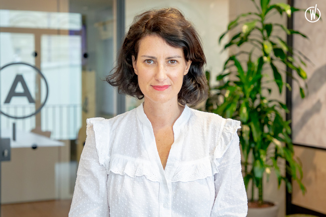 Rencontrez Clara, Co-fondatrice et COO
