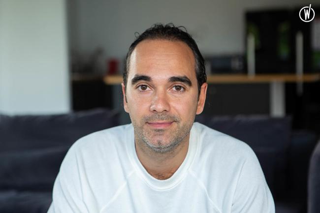 Rencontrez Michael, Directeur Général - Groupe L'Atelier des Compagnons