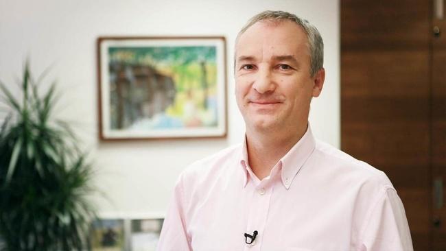 Robert Chvátal, CEO - Sazka