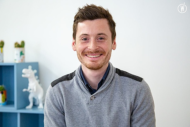 Rencontrez Valentin, Consultant CRM - Easyfront Consulting
