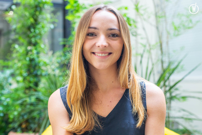 Meet Mathilde, Talent Strategist - High Flyers