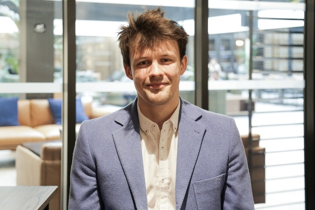 Rencontrez Grégoire, Business Developer - CybelAngel