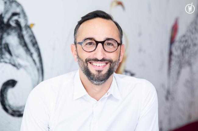 Rencontrez Frédéric, Président Directeur Général - Abylon
