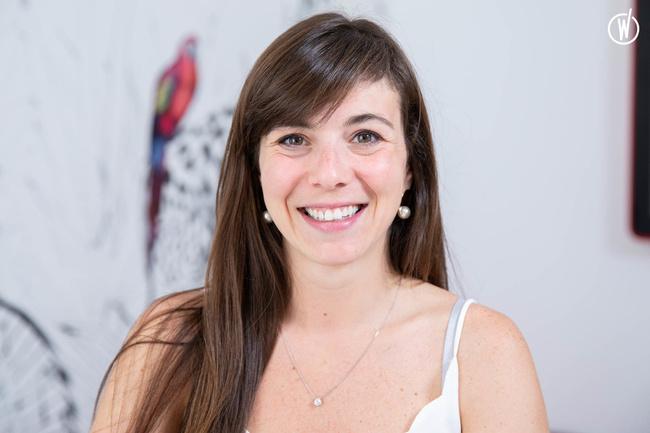 Rencontrez Anaëlle, Directrice - Abylon