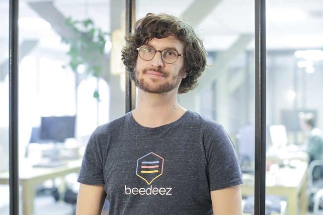 Rencontrez Morgan, CTO et co fondateur - Beedeez