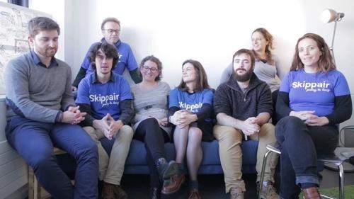 Rencontrez une partie de la team Skippair.com  - Skippair