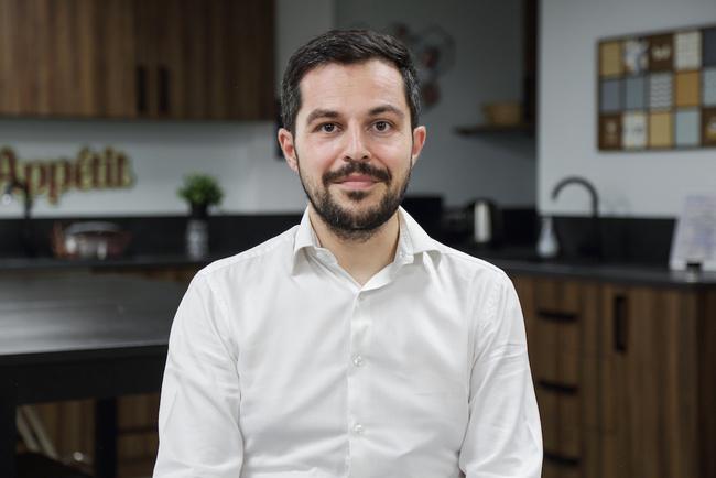 Rencontrez Joseph, Directeur Marketing et Stratégie Produit