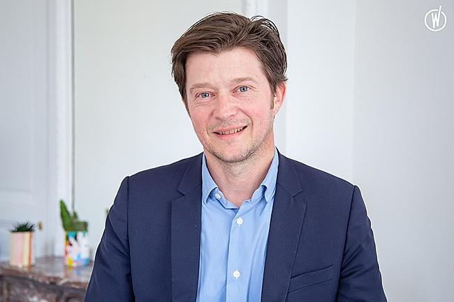 Rencontrez Mathieu, Fondateur - Easyfront Consulting
