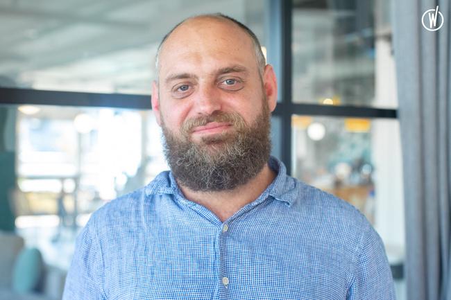 Rencontrez Sébastien, CTO - Myriad Connect