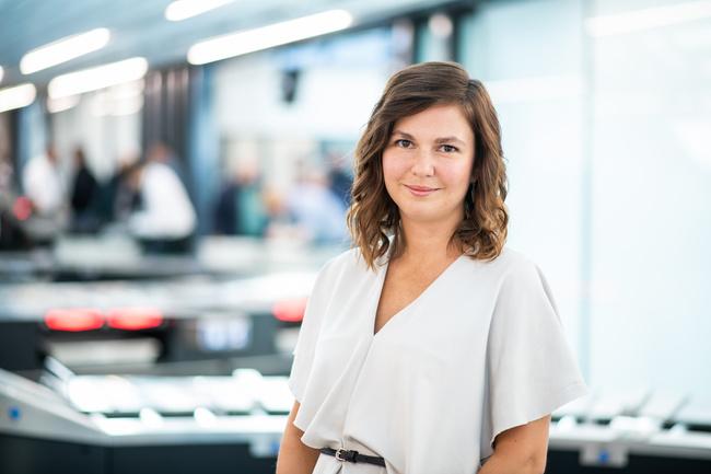 Jana Fresserová, Specialistka letecké bezpečnosti - Letiště Praha